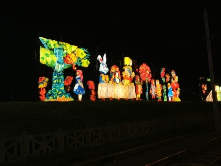 Blackpool Illuminations Stay On Until 3rd January 2021