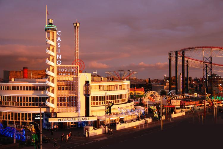 Wow Weekends Return To Blackpool Pleasure Beach