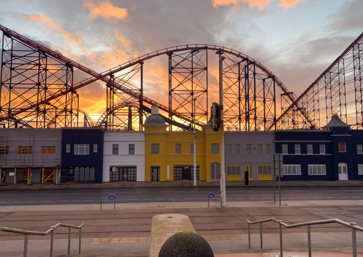 Painting The Town - Blackpool's Very Own Colour Palette