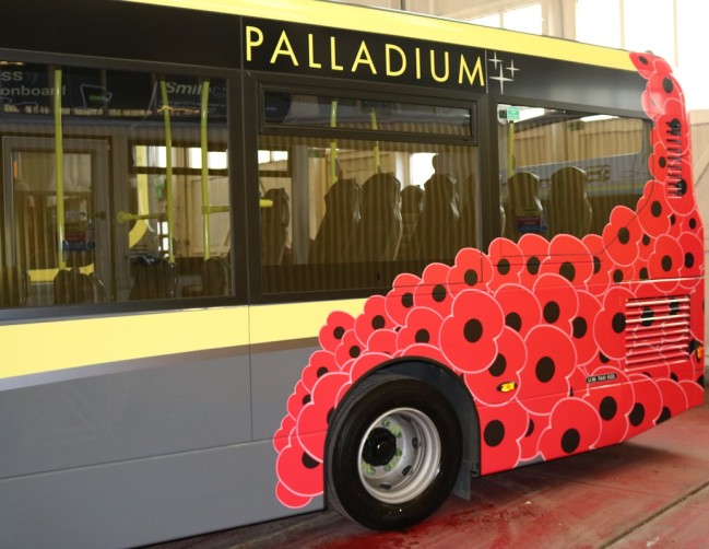Blackpool Transport Remembers Our Fallen Heroes